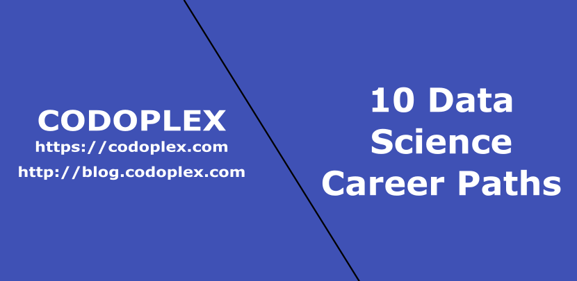 10 Data Science Career Paths